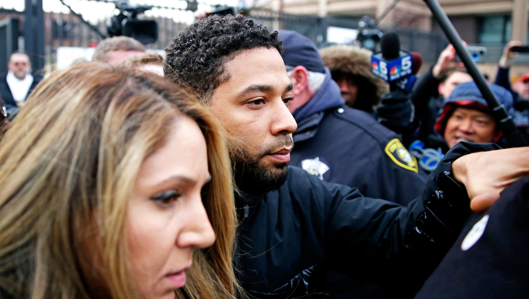 Jussie Smollett Exits 'Empire'
