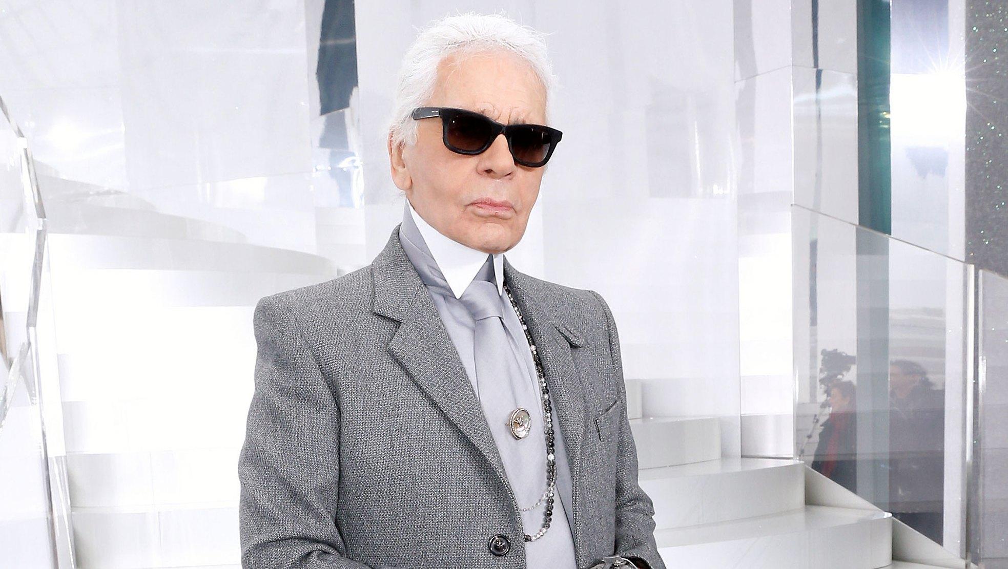 Karl Lagerfeld Dead