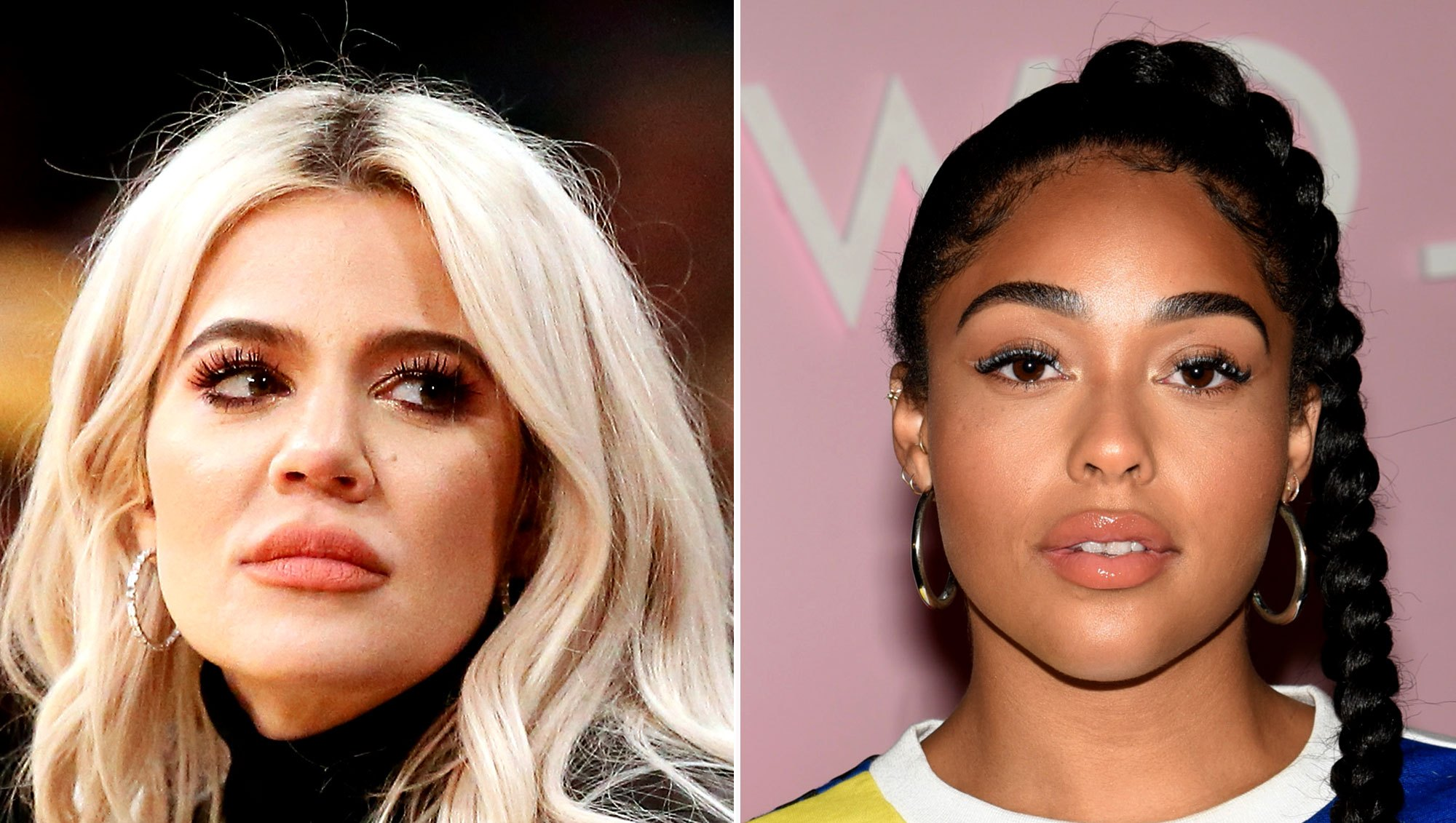 Khloe Kardashian Left Sweet Note on Jordyn Woods' Pic a Day Before Drama