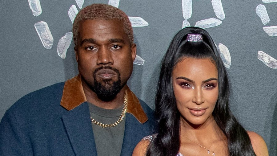 Kim Kardashian Kanye West and North Won the First Place Trophy at Their Father-Daughter Dance