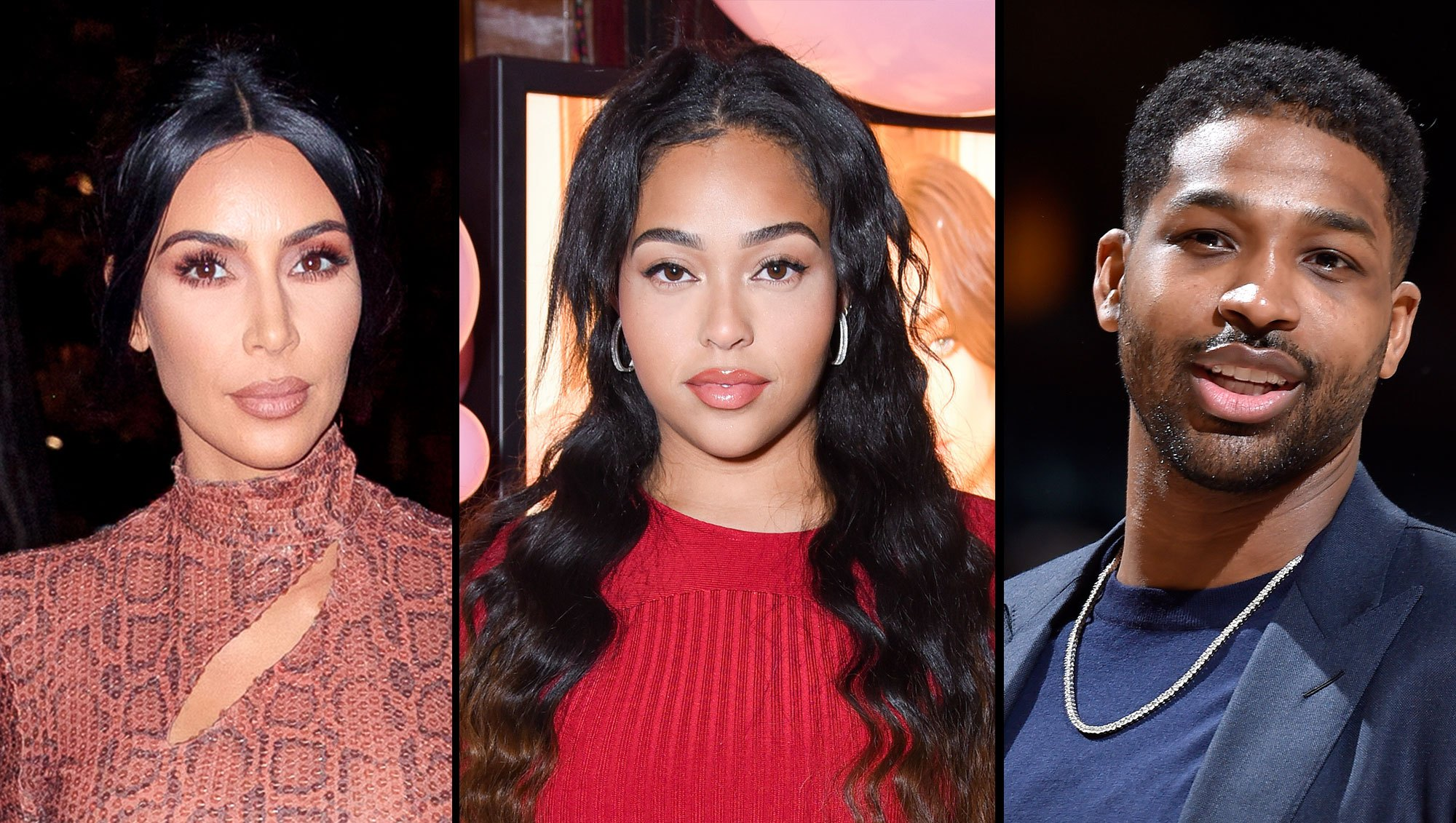 Kim Kardashian Unfollows Jordyn Woods and Tristan Thompson on Instagram After Cheating Scandal