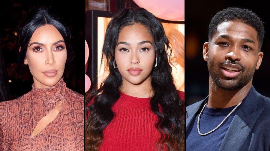 Kim Kardashian Unfollows Jordyn Woods and Tristan Thompson on Instagram After Cheating Scandal