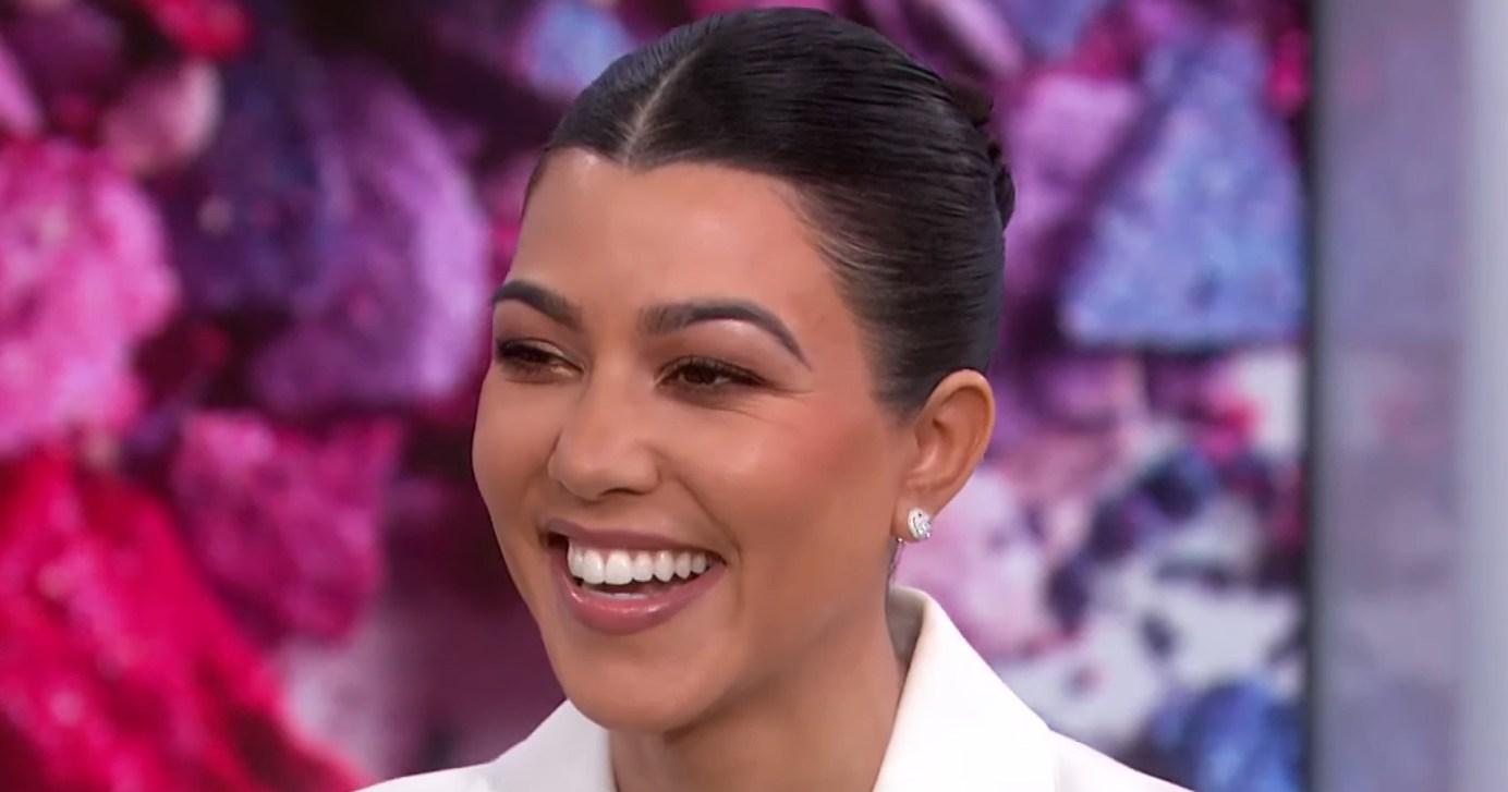 Kourtney Kardashian Says Coparenting Sends a 'Good Message': Video