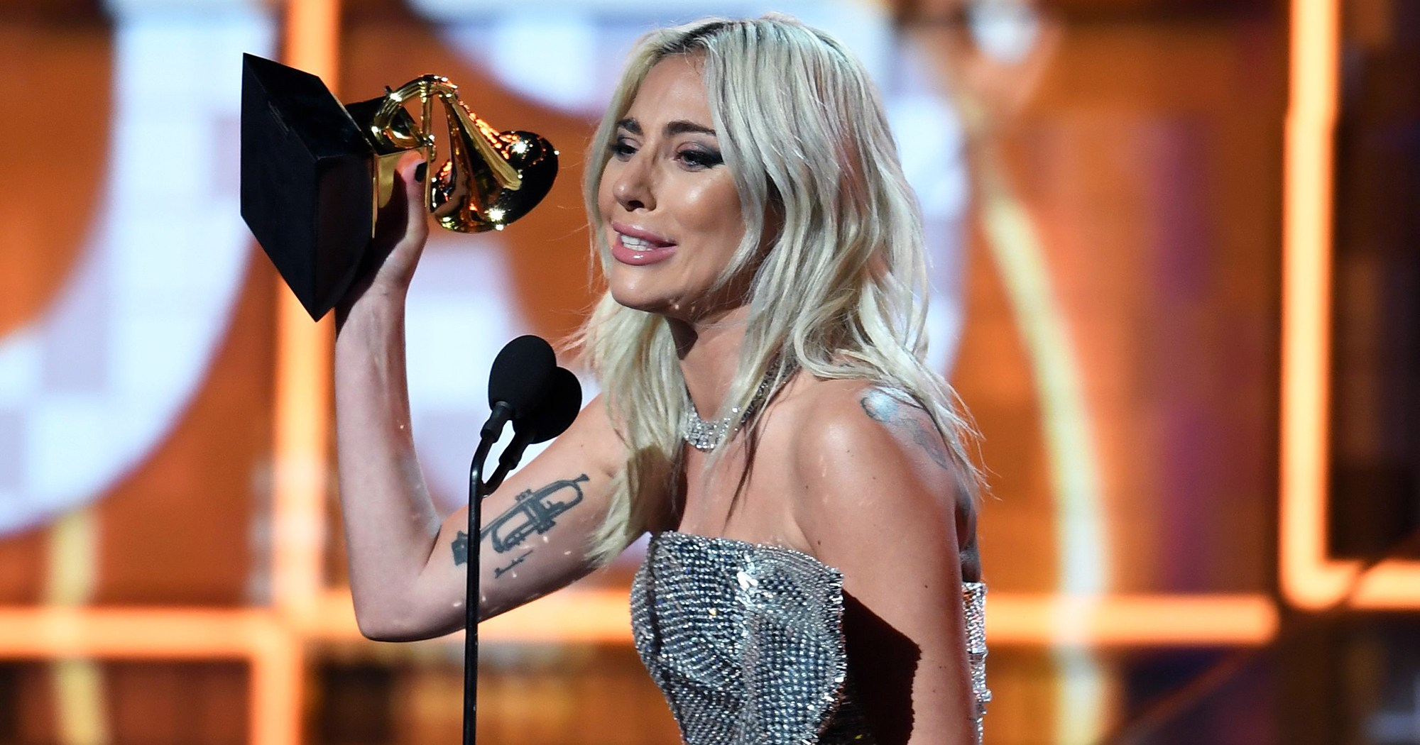Already a Winner! Lady Gaga Wins Best Pop Solo Performance and More