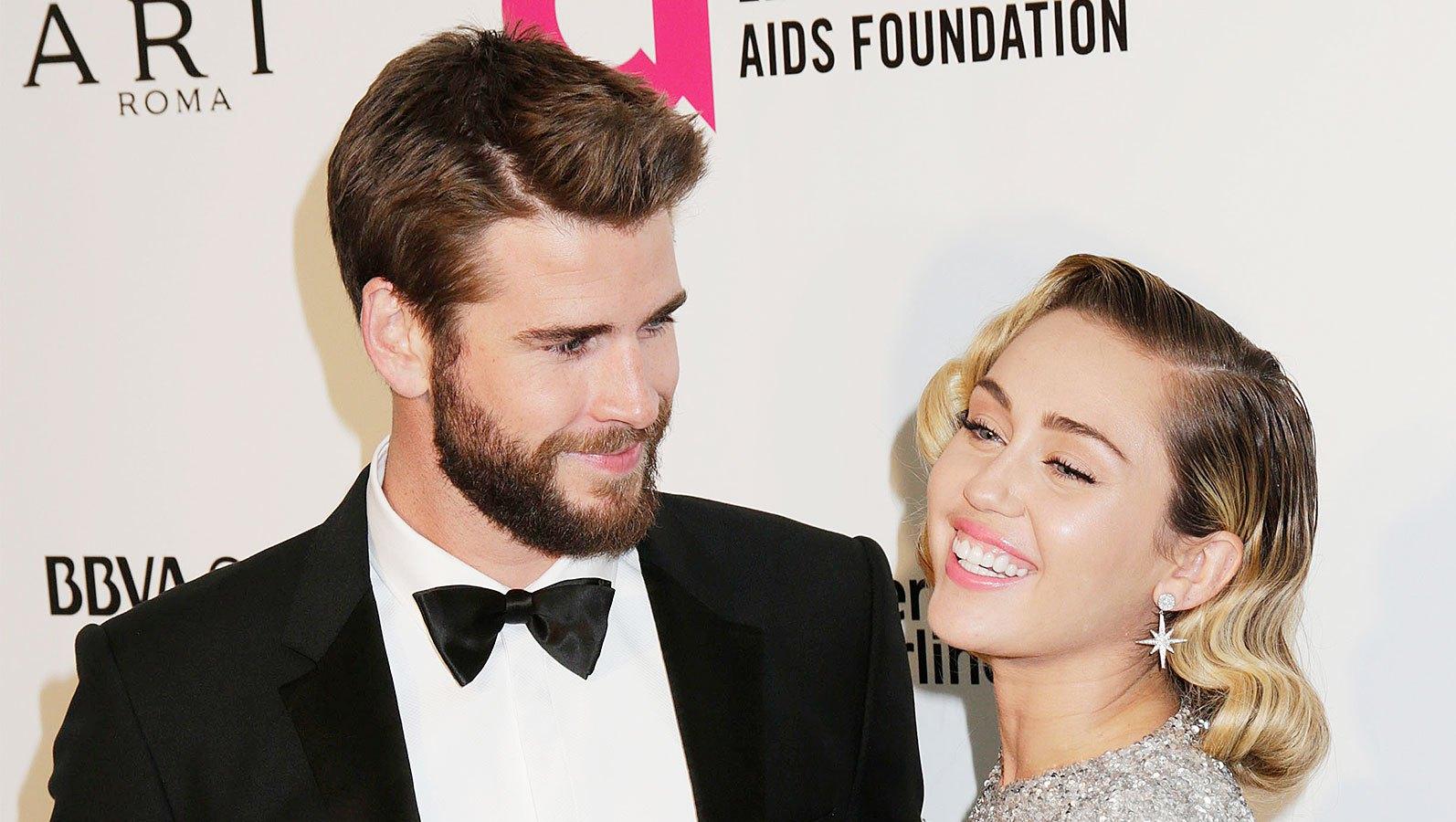 Liam Hemsworth Scaring Wife Miley Cyrus