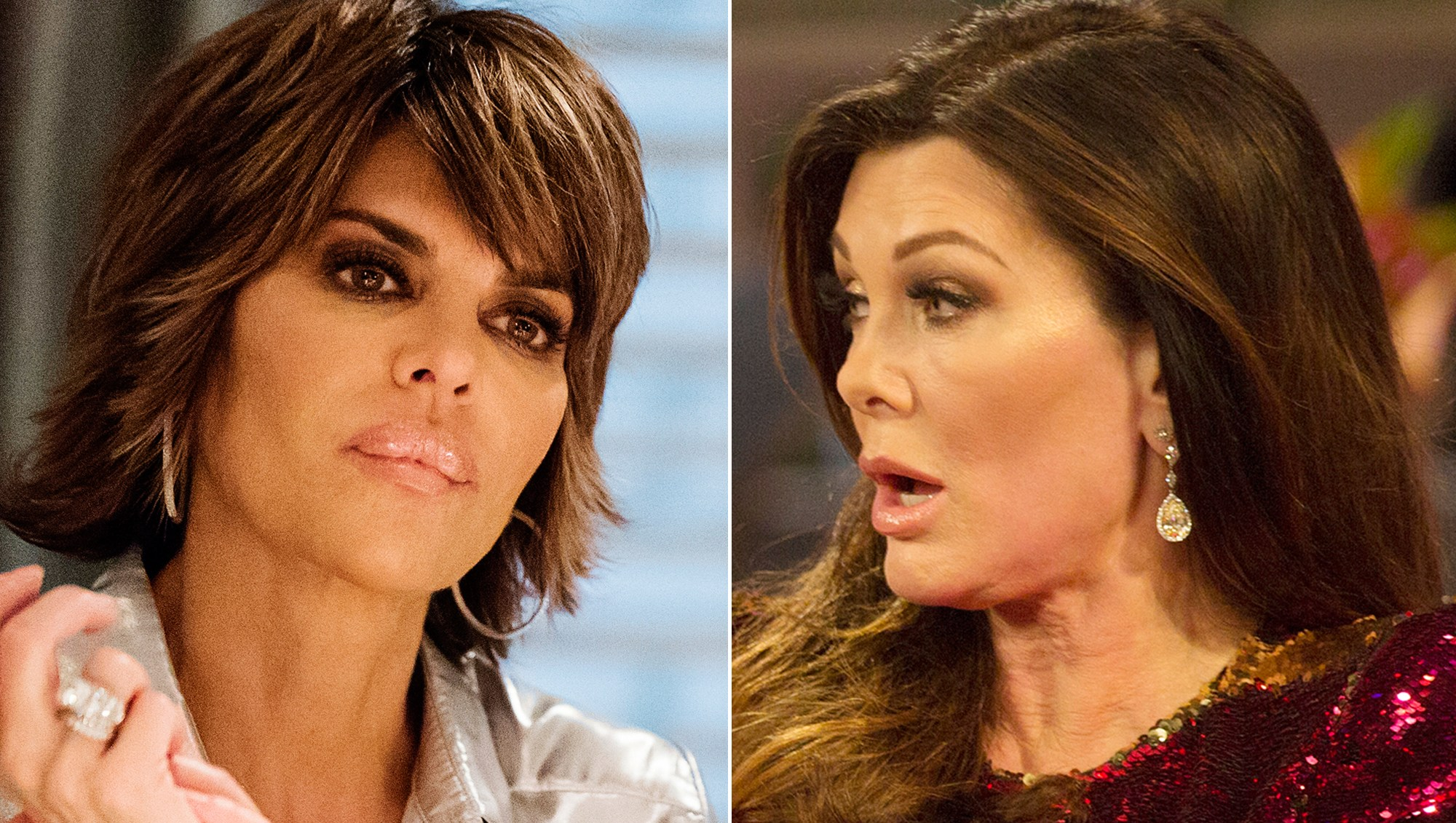 Lisa Rinna Responds to Fan Backlash After Claiming Lisa Vanderpump Gets Preferential Treatment From Bravo