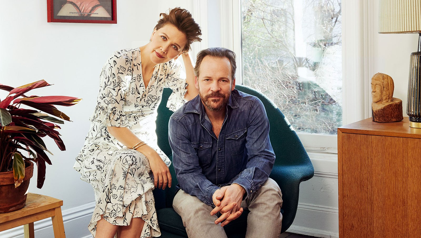 Maggie Gyllenhaal Shares Photos of Her Home