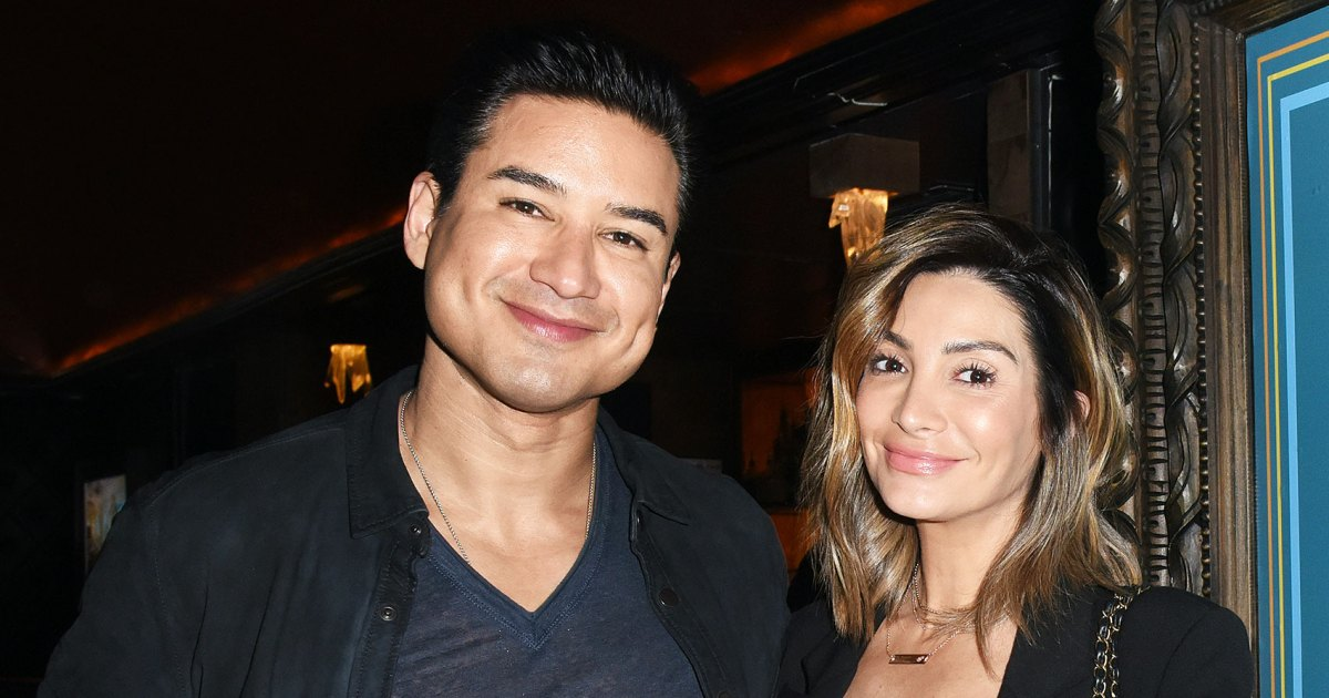Mario Lopez's Pregnant Wife Courtney Leaves NSFW Instagram Comment