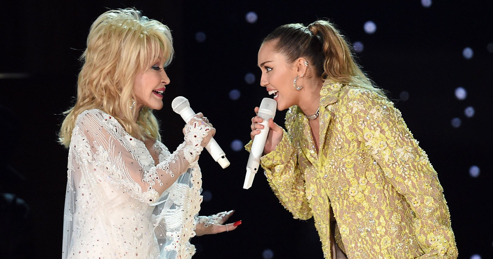 Miley, Katy and More Pay Tribute to Dolly Parton at the 2019 Grammys