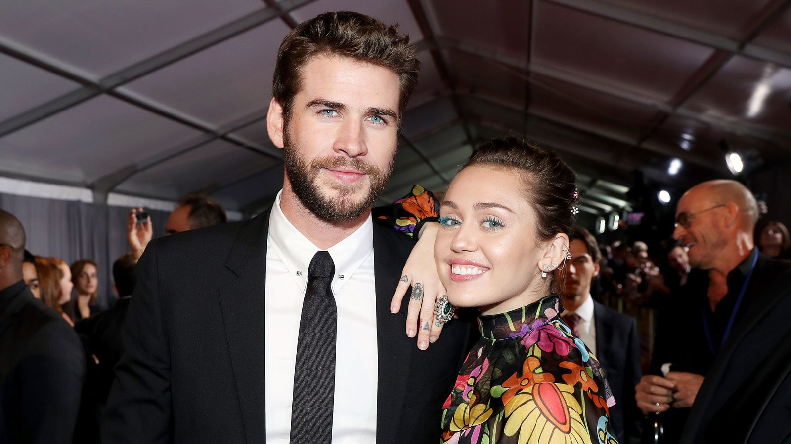 0c55fa45e62 Miley Cyrus' Steamy Valentine's Day Tweet for Liam Hemsworth Will Make Your  Jaw Drop