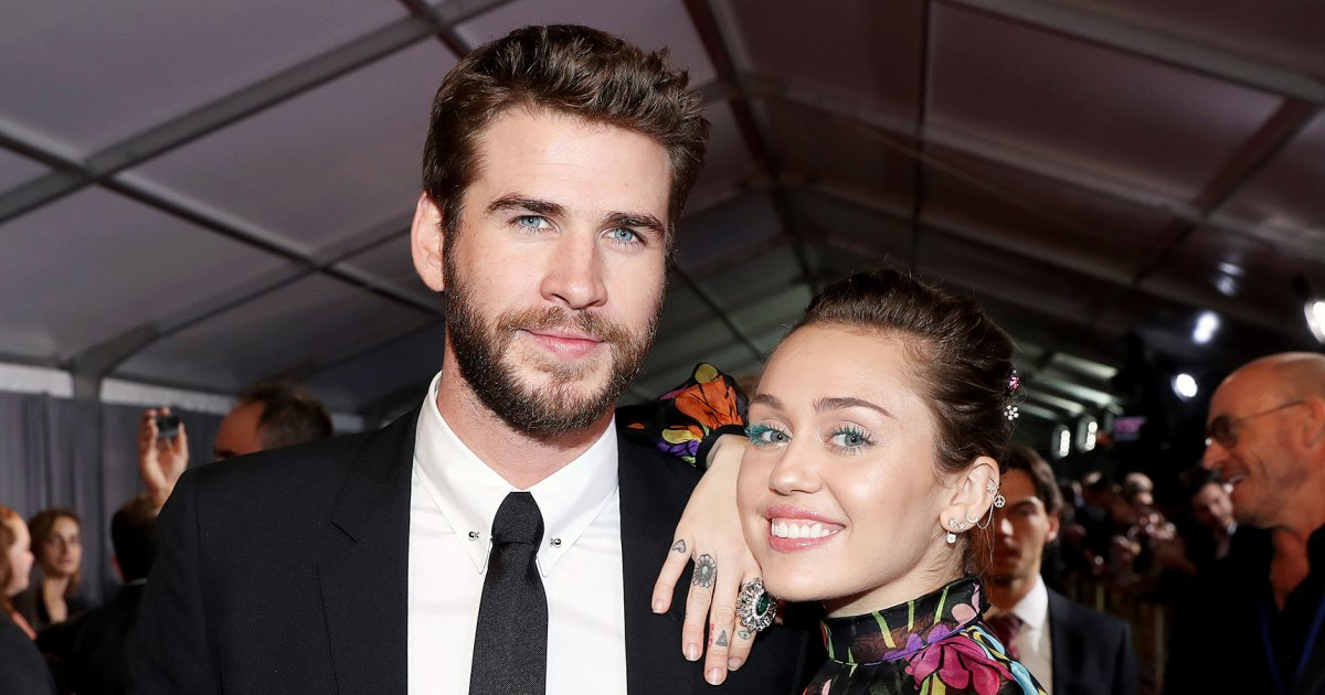 a451f7afffc93 Miley Cyrus Shares NSFW Valentine's Day Tweet for Liam Hemsworth
