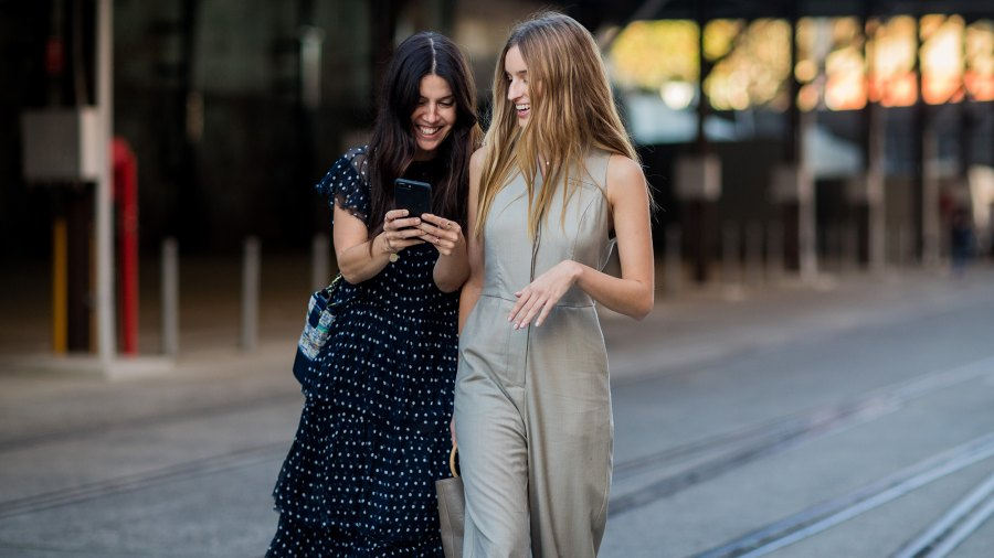 Models With Phone