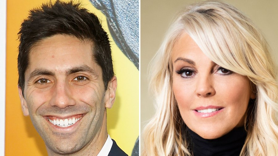 Nev Schulman Offers to Help Dina Lohan With BF She's Never Met