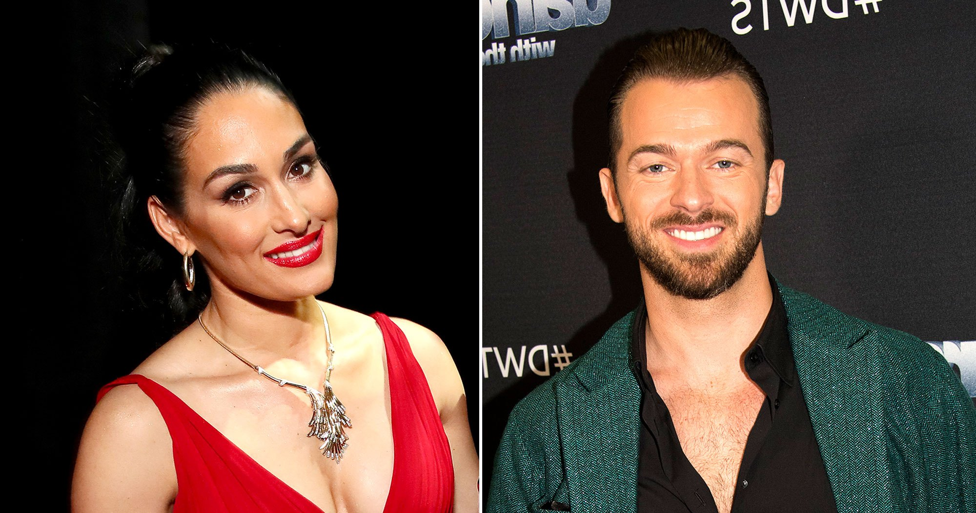 Nikki Bella and Artem Chigvintsev Are 'Just Friends' Despite Having 'So Much Chemistry'