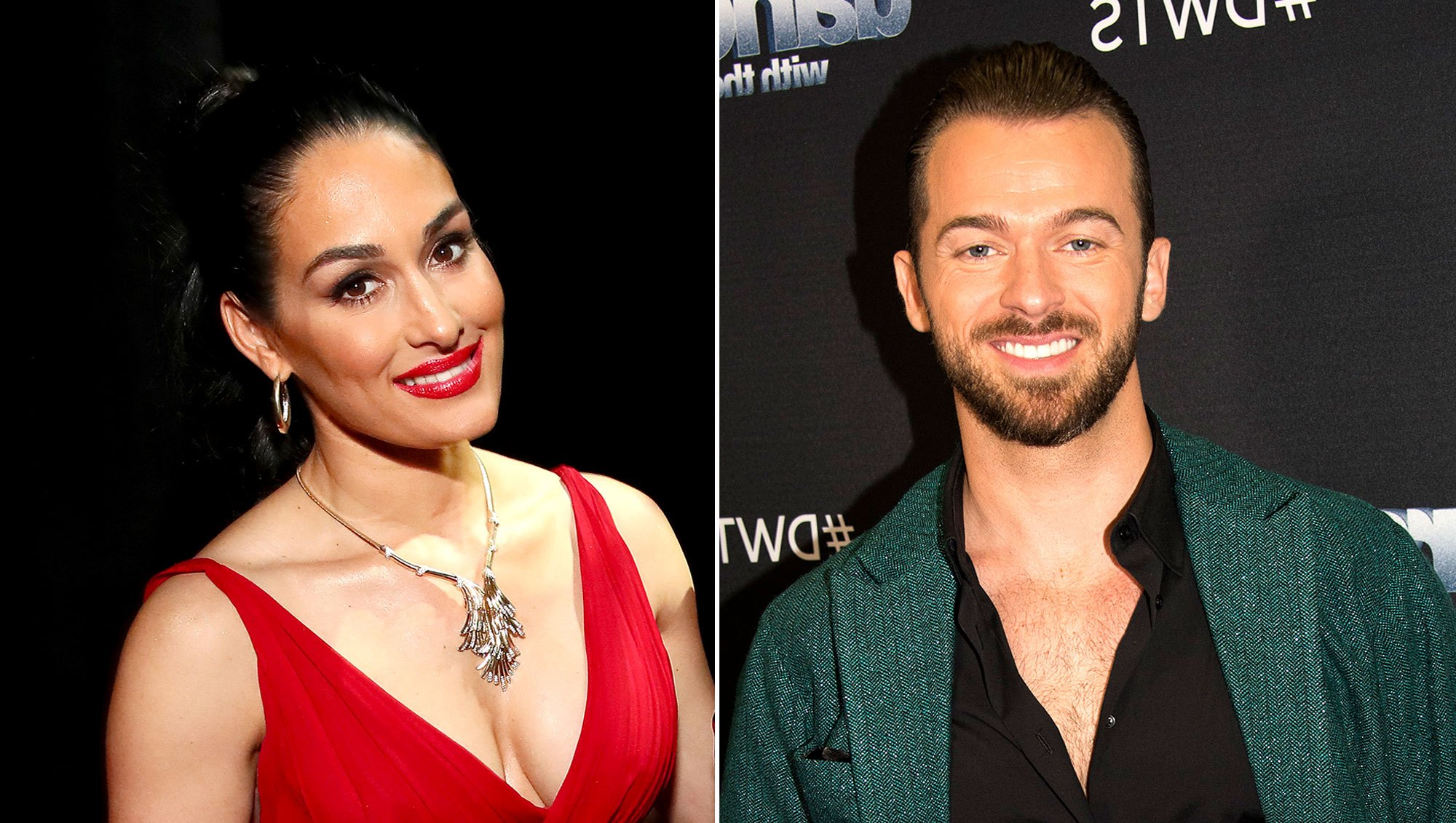 Nikki Bella and Artem Chigvintsev Are 'Just Friends' Despite Having 'So Much Chemistry'