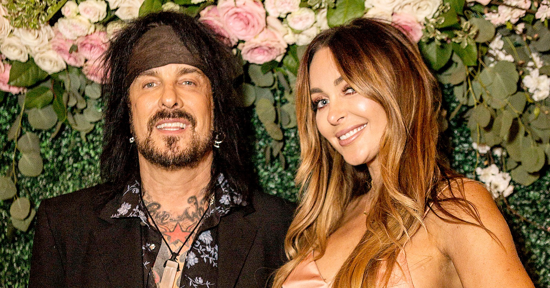 Nikki Sixx, Pregnant Wife Courtney Confirm They're Expecting a Baby Girl