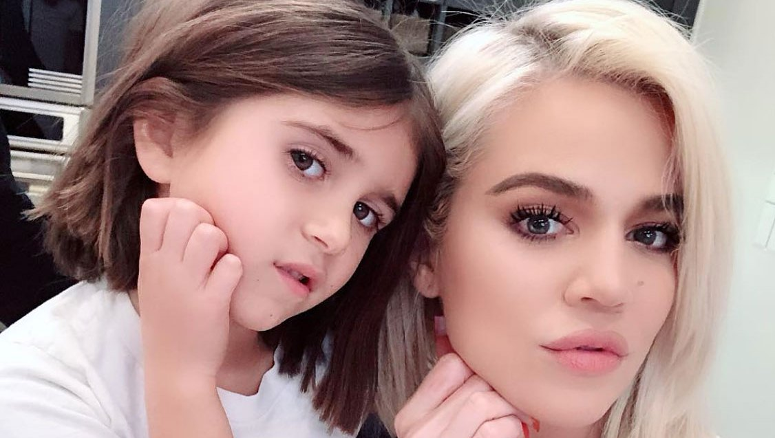 Penelope-Disick-Got-Her-First-Haircut,-and-She's-Twinning-with-Aunt-Khloe-Kardashian-2