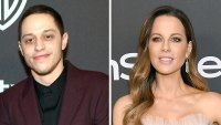 Pete Davidson and Kate Beckinsale Likely Won't Get Too Serious