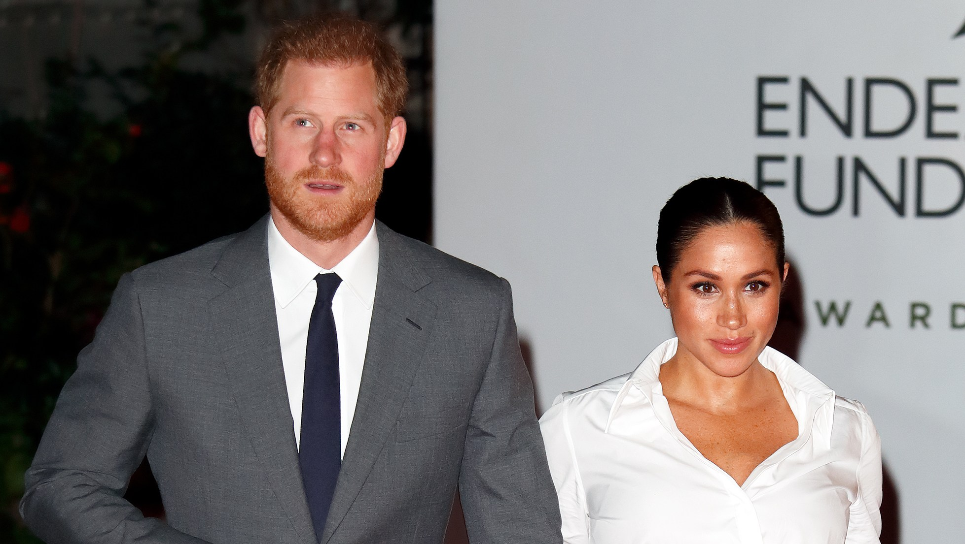Prince Harry Pregnant Meghan Markle North Africa