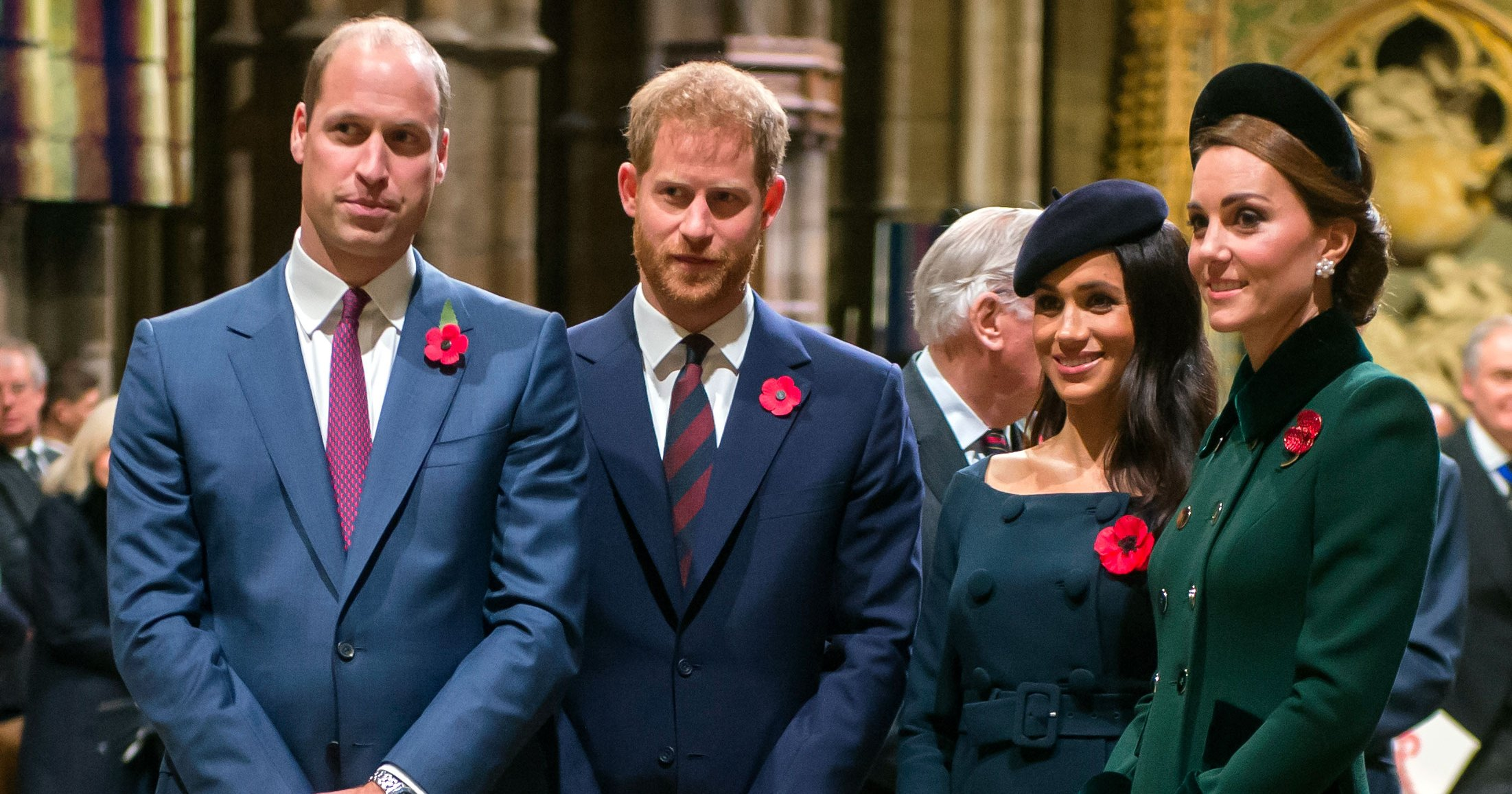 Prince William and Prince Harry to Formally Split Their Royal Household: Report