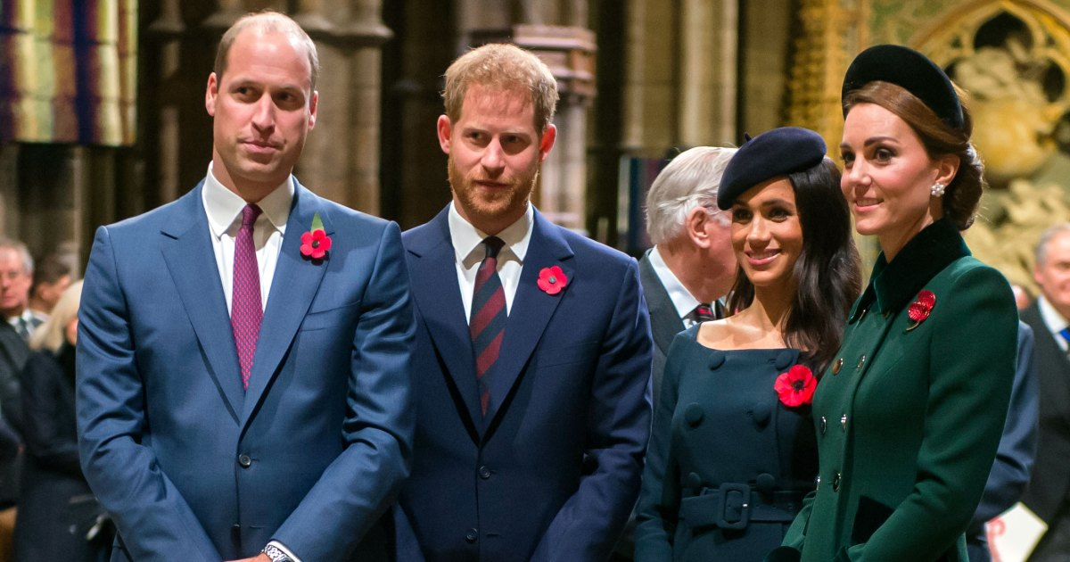 Prince William and Prince Harry to Reportedly Split Royal Household