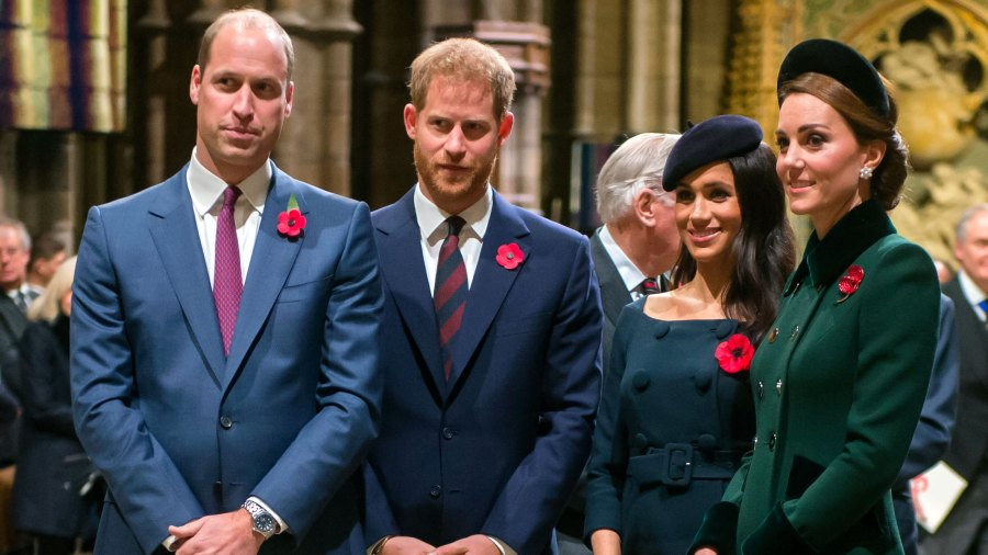 Prince Harry and Prince William Are Set to Divide Household