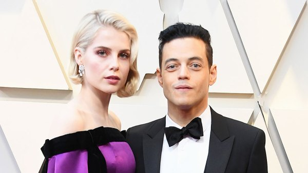 Lucy Boynton Rami Malek Most Star Studded Moments Oscars 2019