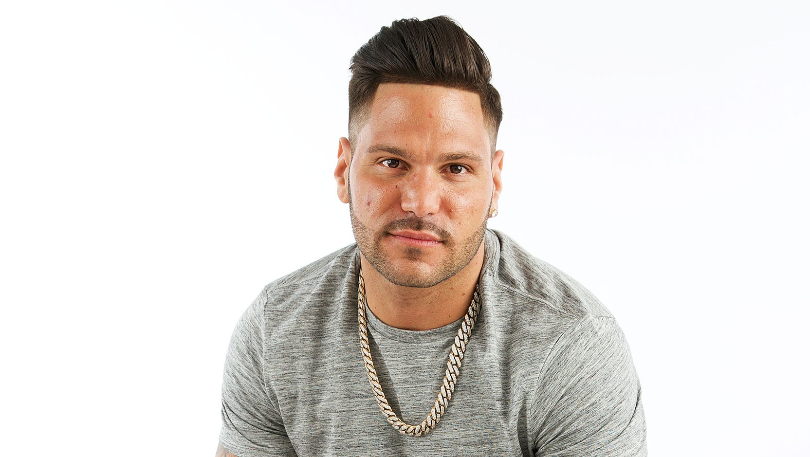 Jersey Shore's Ronnie Ortiz-Magro: 'Self-Care,' 'Going to the Gym' Help Me Stay Sober