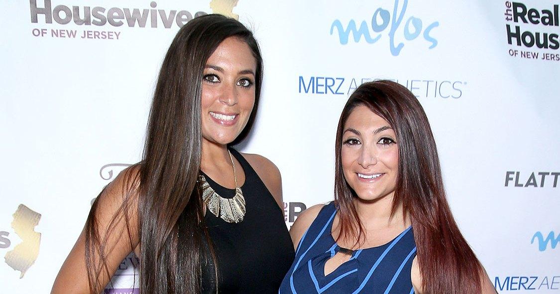 Sammi 'Sweetheart' Giancola Meets Deena Nicole Cortese's Baby