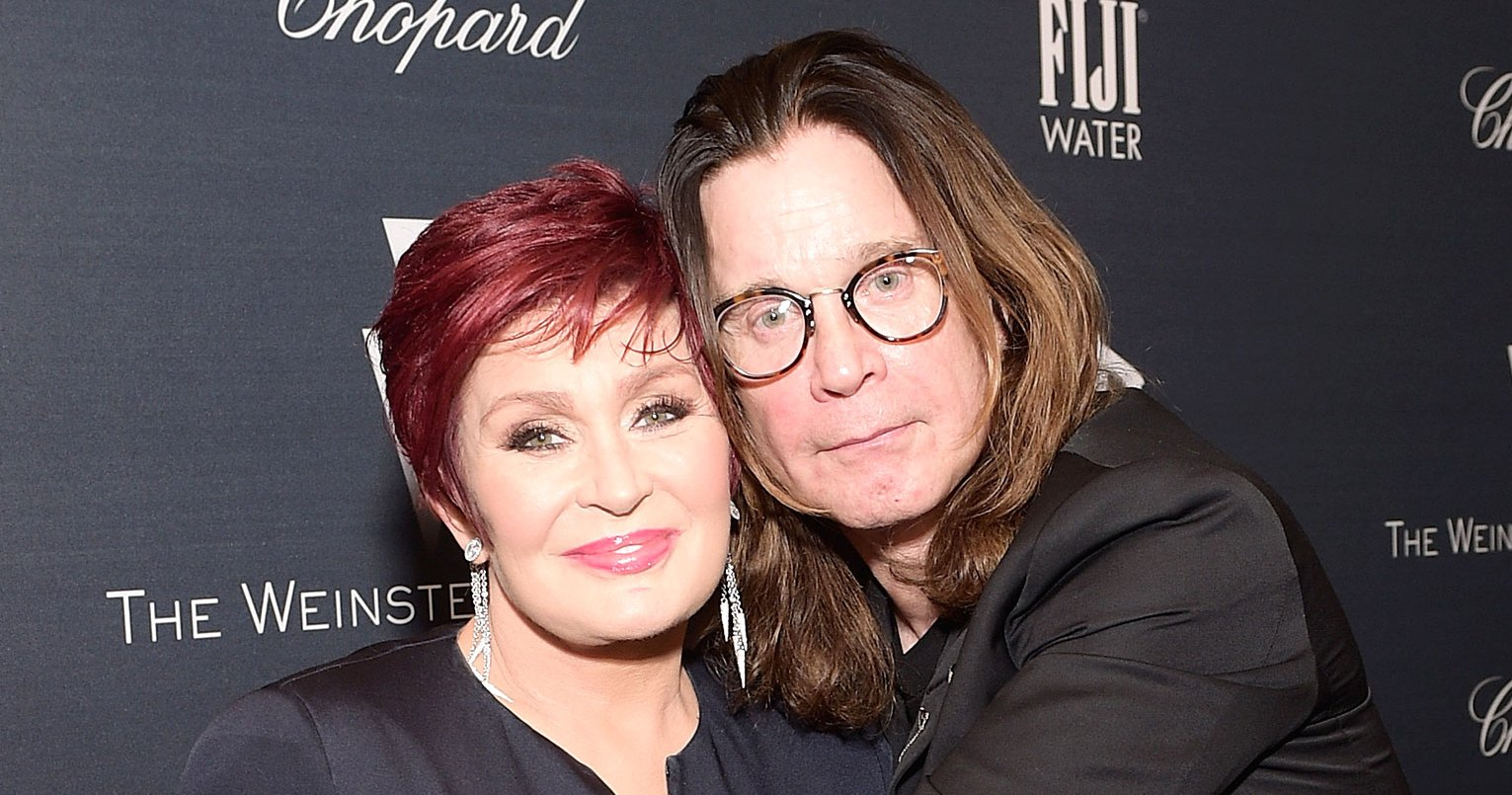 Sharon Osbourne Reveals Husband Ozzy Has Been Hospitalized Following 'Complications From the Flu'