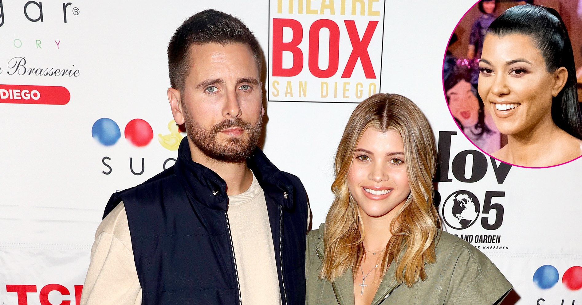 Sofia Richie: Scott and Kourtney's Coparenting Is 'Great'