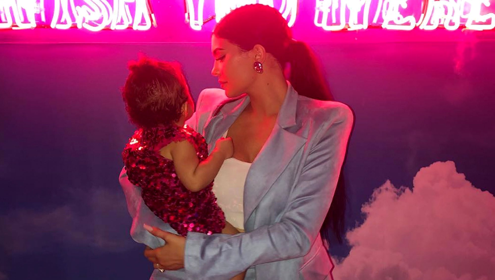 Kylie Jenner's Birthday Party for Stormi Featured Tons of Awesome Eats: See the French Fries, Cake and More
