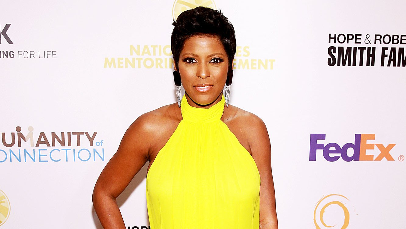 Tamron Hall Is Pregnant, Expecting Her First Child
