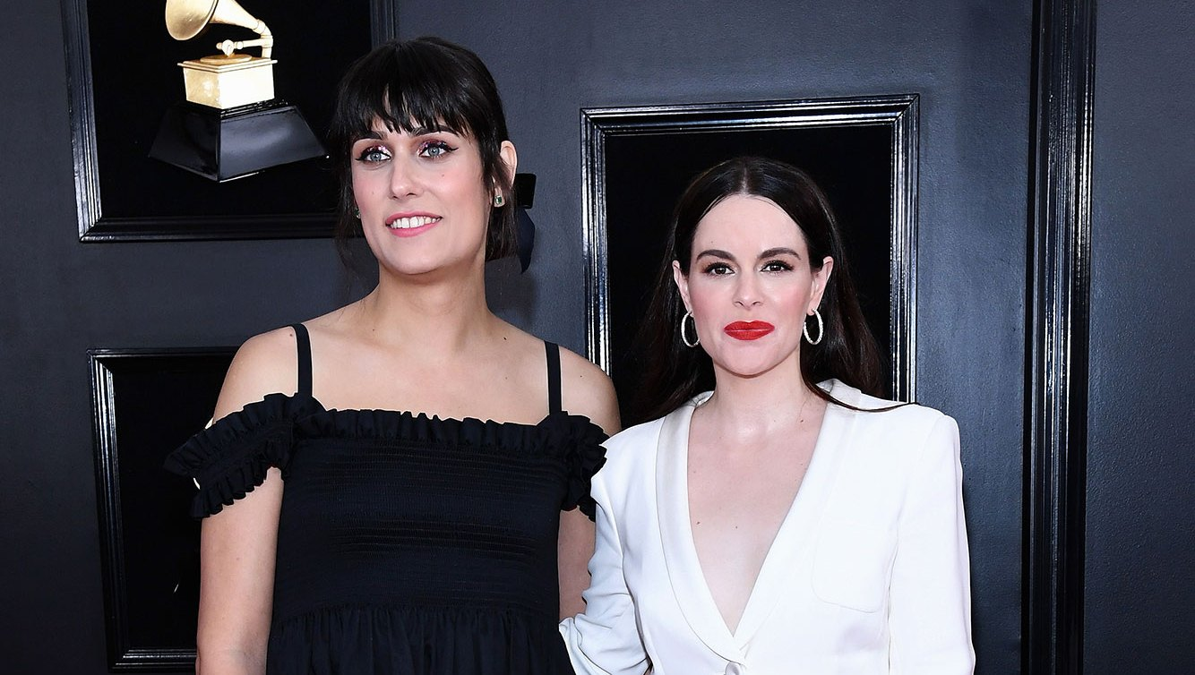 Teddy Geiger and Emily Hampshire Teddy Geiger Talks Wedding Plans: My Fiancee Emily Hampshire and I Might Elope