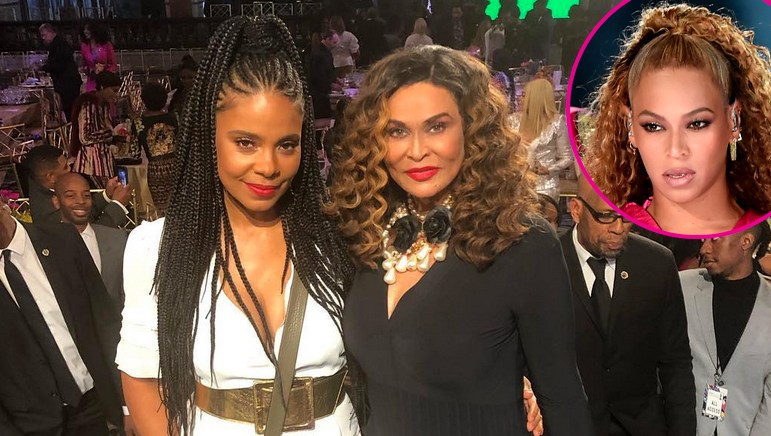 Tina-Knowles-Hangs-With-Sanaa-Lathan-After-Beyonce-Bite-Scandal