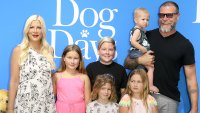 Tori Spelling and Dean McDermott Aren't Shutting Down the Possibility of Having Another Kid