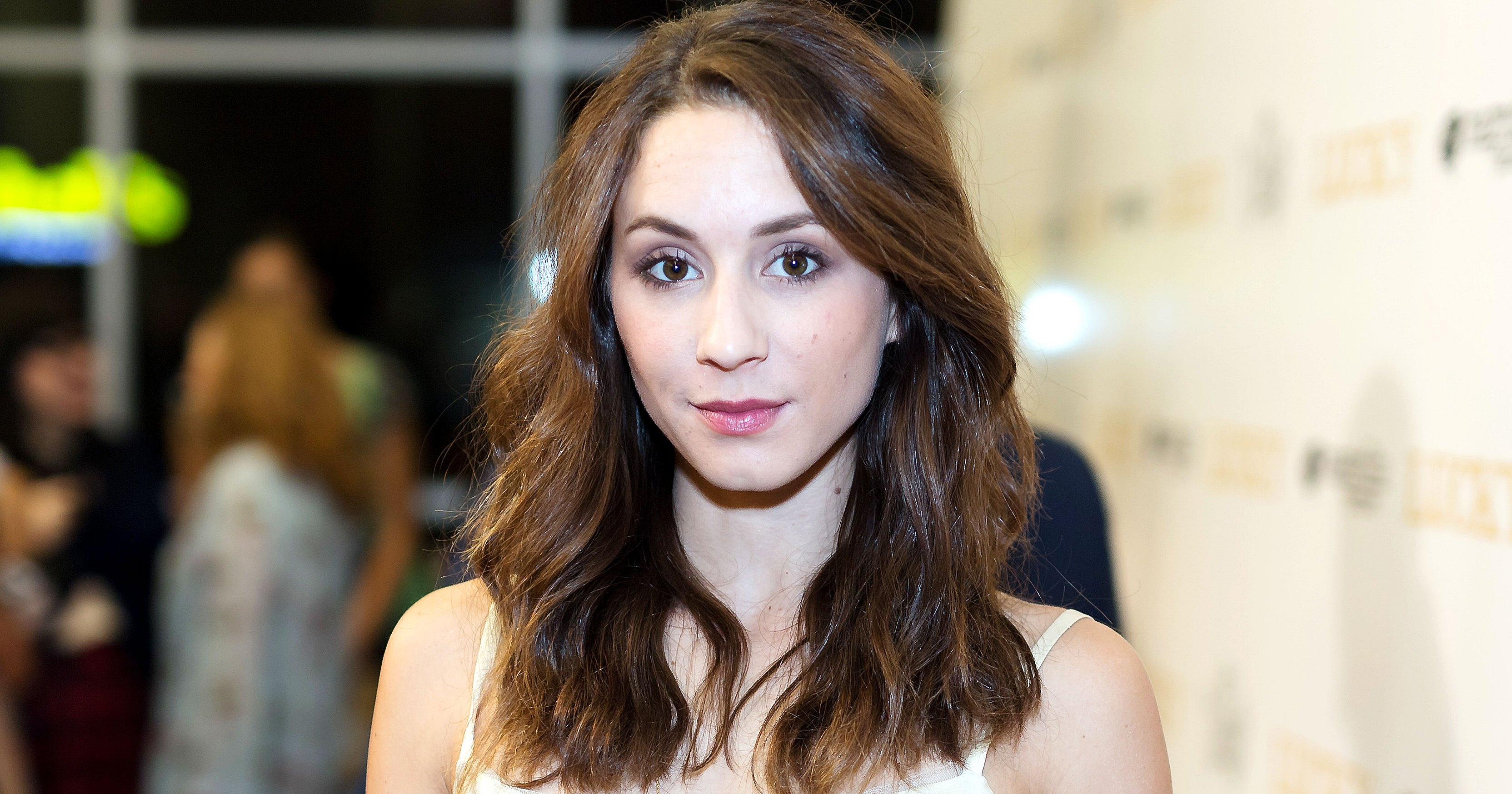 Troian Bellisario Opens Up About Mom Guilt After Daughter's Birth