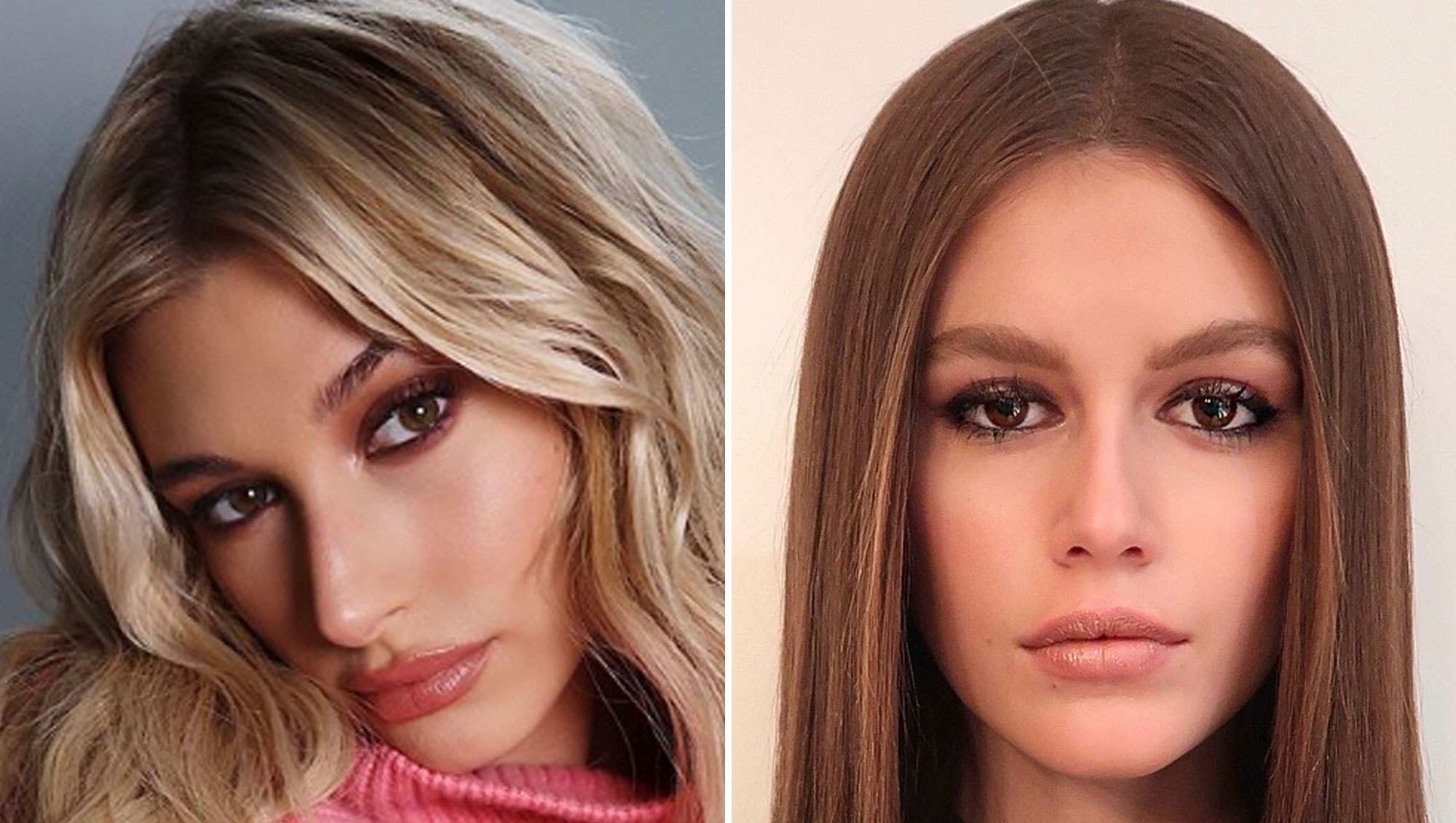 What Hailey Baldwin¹s Waves and Kaia Gerber¹s Glass Hair Has in Common