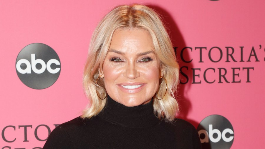 Yolanda Hadid Spotted Looking 'Close and Affectionate' With Mystery Man