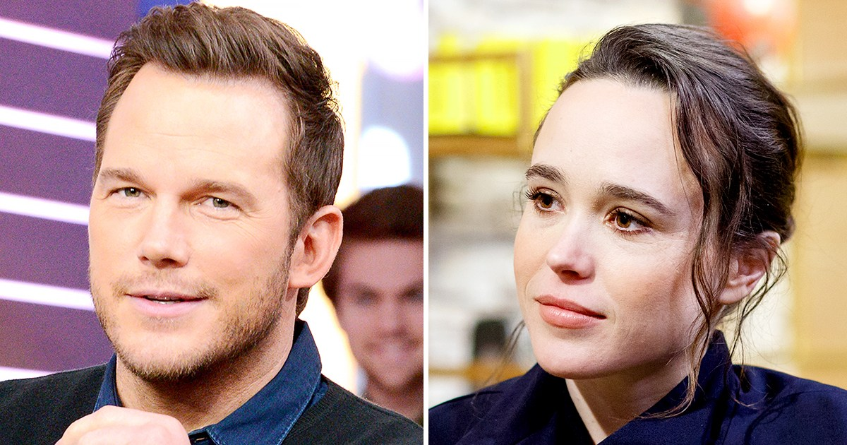 Chris Pratt Slams Ellen Page's Claim That His Church Is Anti-LGBTQ
