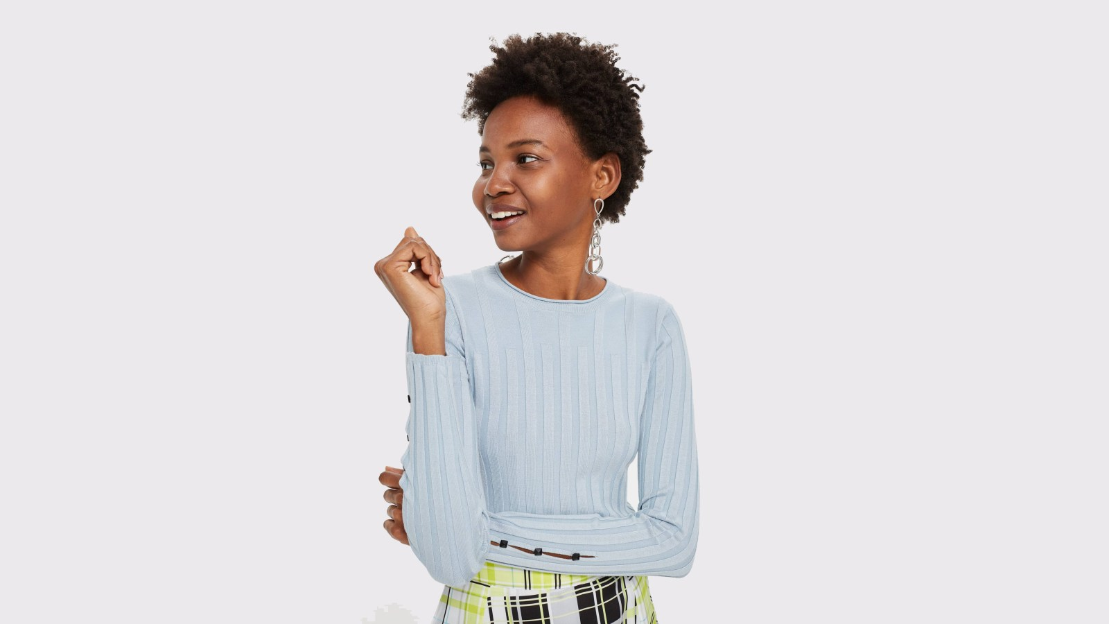 5b08cf42 Shop the Perfect $40 Topshop Sweater for the Transition to Spring