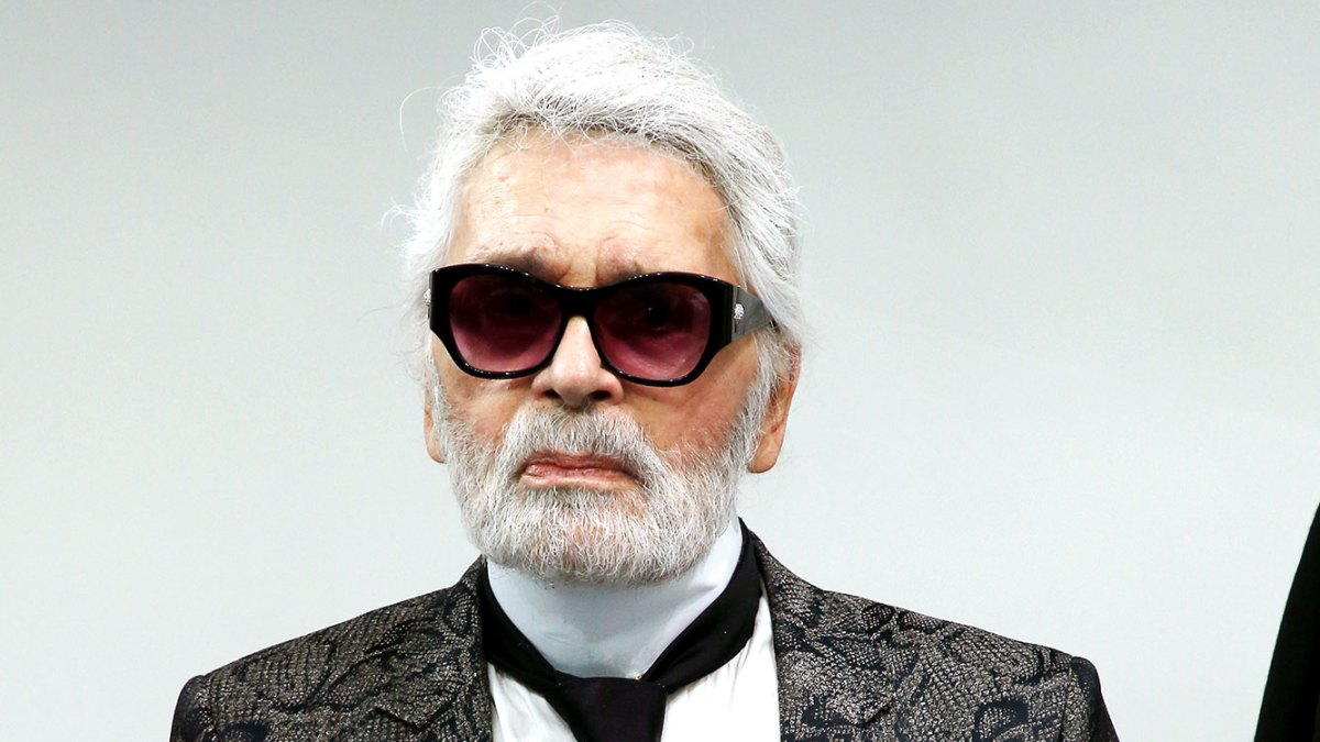 9804d313fe3b Karl Lagerfeld s Death  Stars React With Tributes