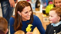 Kate Middleton Shows Off Hair Braiding Skills in Northern Ireland
