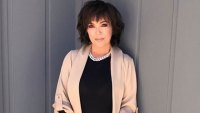 Kris Jenner Is the Latest Star to Debut a Choppy Bob