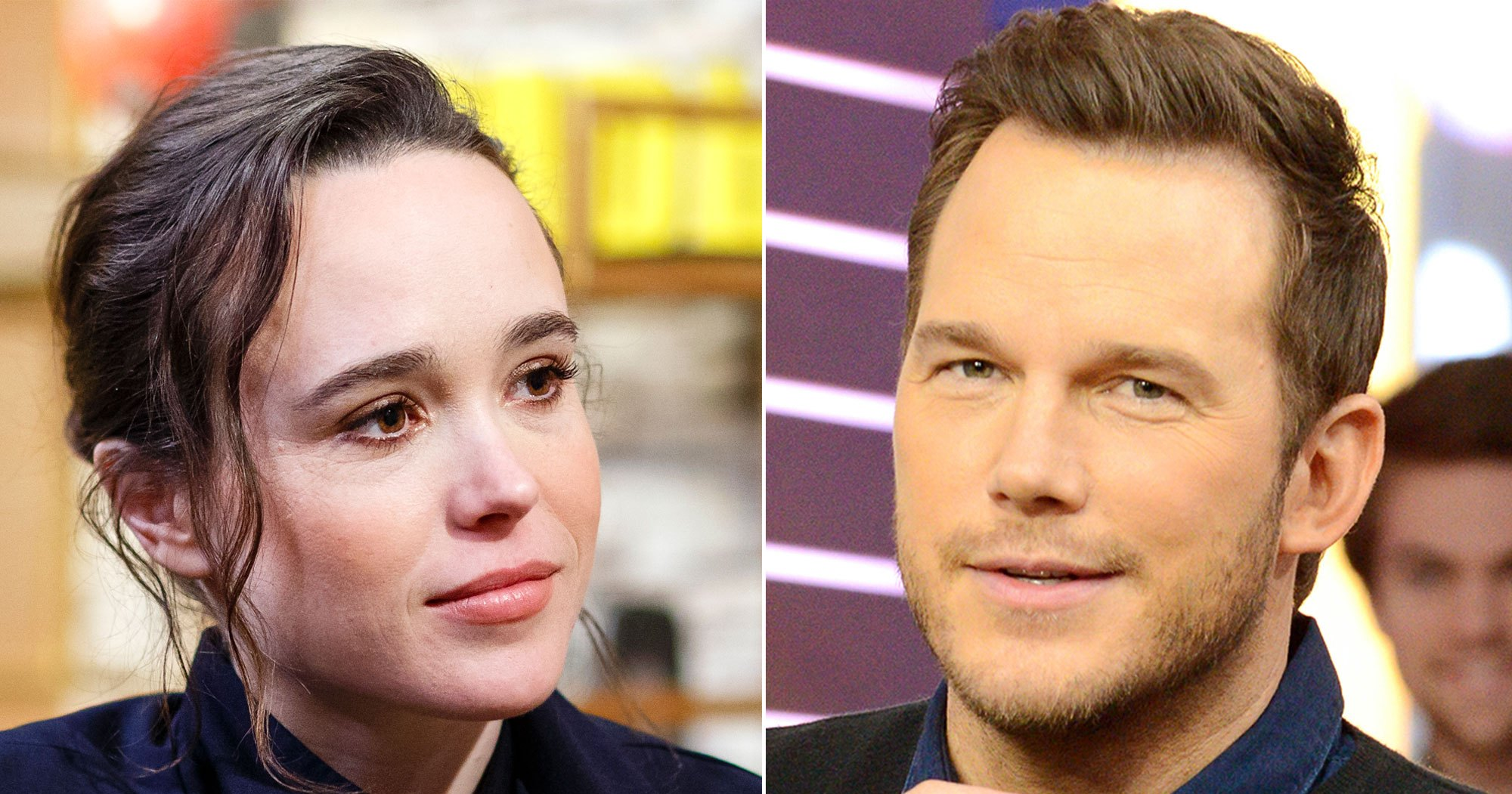 Ellen Page Doubles Down on Chris Pratt 'Anti-LGBTQ' Church Claim: 'There Aren't Two Sides'