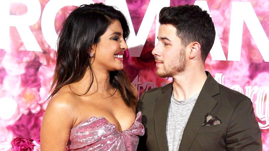 Nick Jonas Drools Over Wife Priyanka Chopra Jonas: 'Looking Like a Snack'