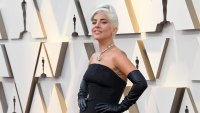 oscars 2019 Lady Gaga Lady Gaga's 2019 Oscars Necklace Looks Just Like the One Kate Hudson's