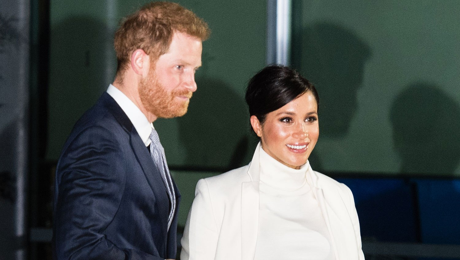 Duchess Meghan Will Wait Until She's With Prince Harry to Open Baby Shower Gifts  Meghan, Duchess of Sussex and Prince Harry, Duke of Sussex