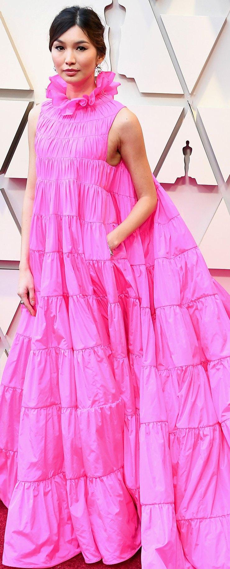 oscars 2019 Gemma Chan