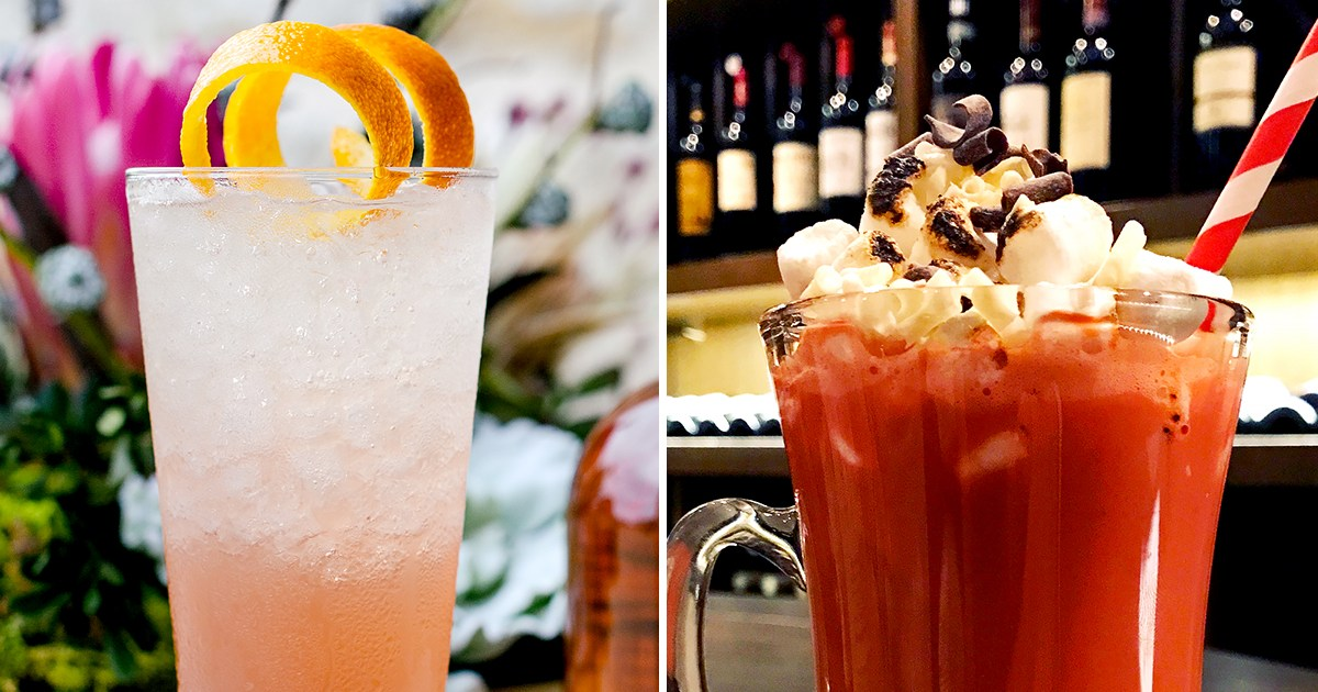 Be Mine! 8 Romantic Drinks to Toast With on Valentine's Day